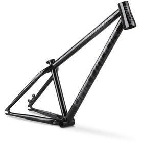 "DARTMOOR Quinnie Tapered Dirt Bike Frame 26"", zwart"